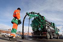 Kanalisatsiooni puhastamine ja ummistuste likvideerimine