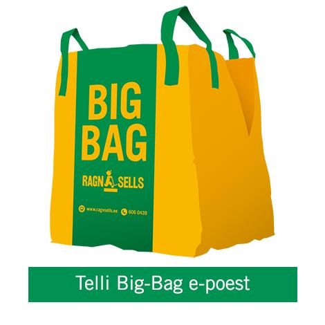 Big-Bag kott müük Ragn-Sells